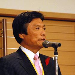 小川福岡県知事