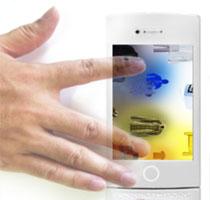 写真:色彩を記憶、音声で伝達できるハンディー端末の提案