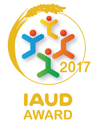 Photo: IAUD Award 2017