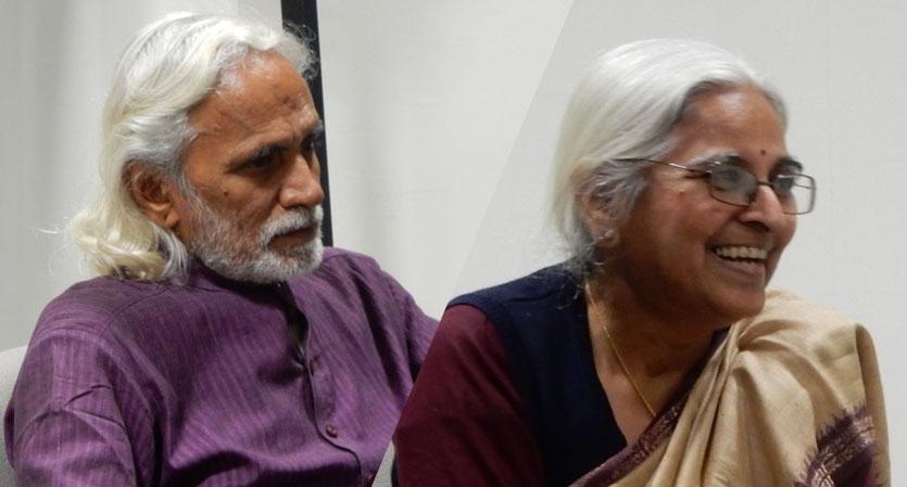 Padmini Tolat Balaram & Singanapalli Balaram