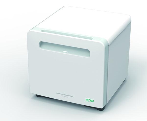 受賞作品画像_病院向け引き出し式電子冷蔵庫