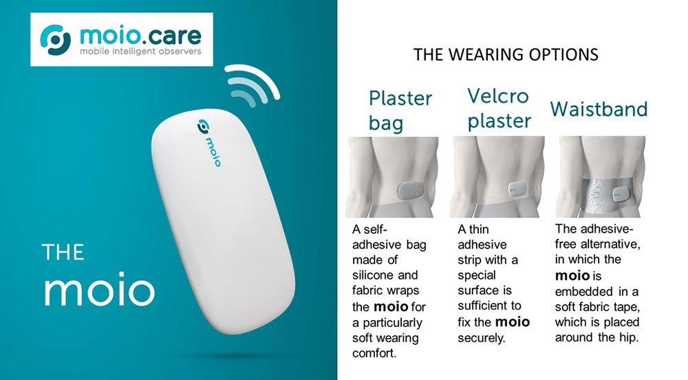 Photo:Moio. The smart care patch
