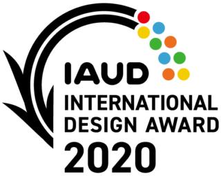 IAUD国際デザイン賞 シンボルマーク