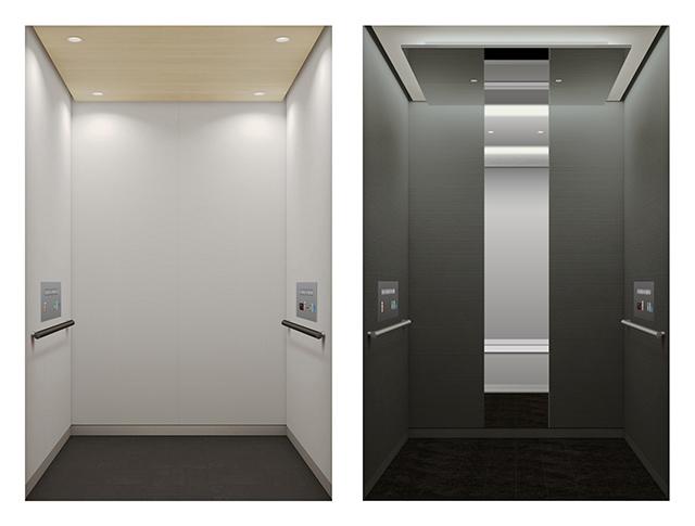 Photo:Standard Elevator AXIEZ-LINKsh