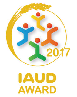 Announcement of IAUD Award 2017 Winners Images
