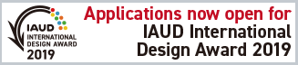 IAUD International Design Award 2019