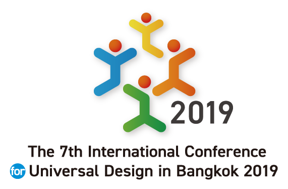 The 7th International Conference for Universal Design in Bangkok 2019