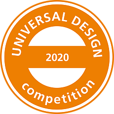 UNIVERSAL DESIGN COMPETITION 2020 : Call for entries 画像